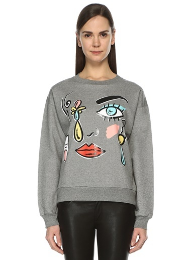 Sweatshirt-Boutique Moschino